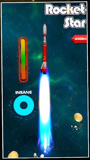 Rocket Star: 3D Rockets!!  captures d'écran 2