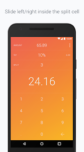 Tip Tap: Tip Calculator- screenshot thumbnail