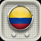 Radios Colombia icon