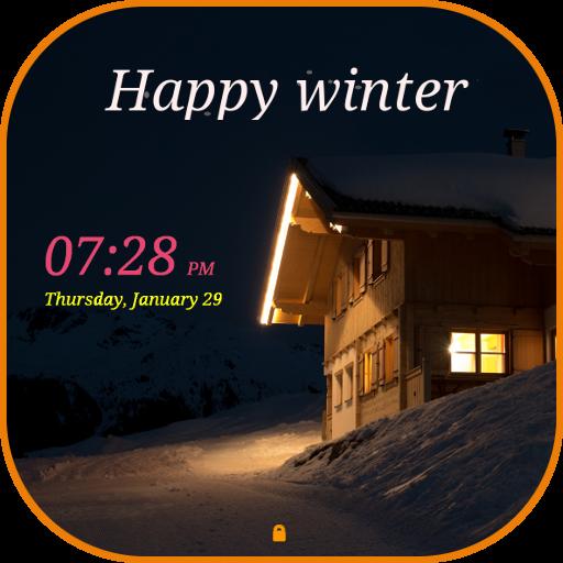 Winter Live Lockscreen
