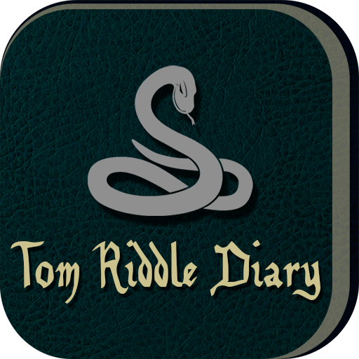 Riddle's Diary for Harry Potter fan