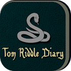 Riddle's Diary for Harry Potter fan icon
