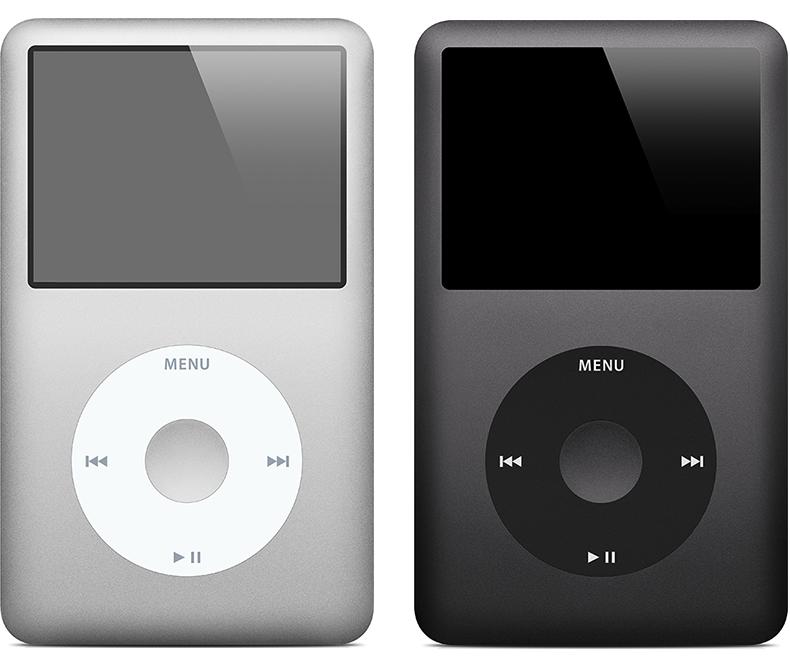 iPod Classic 7th