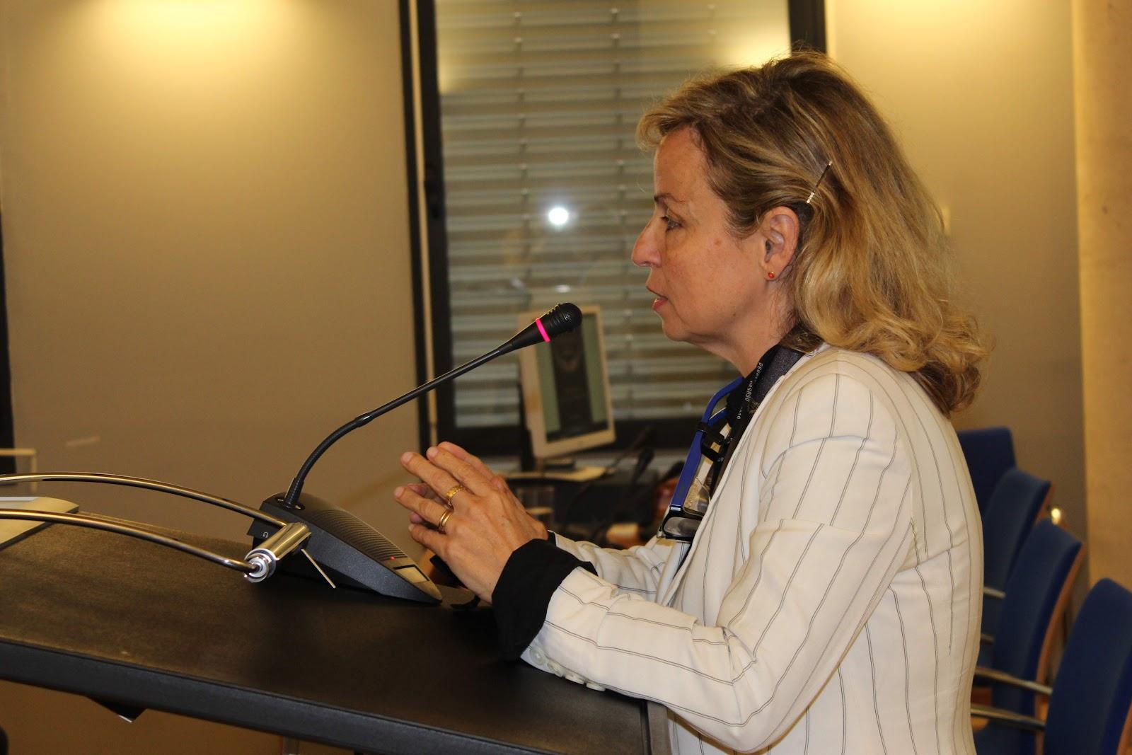 Susana Romera, Directora Técnica ESAO