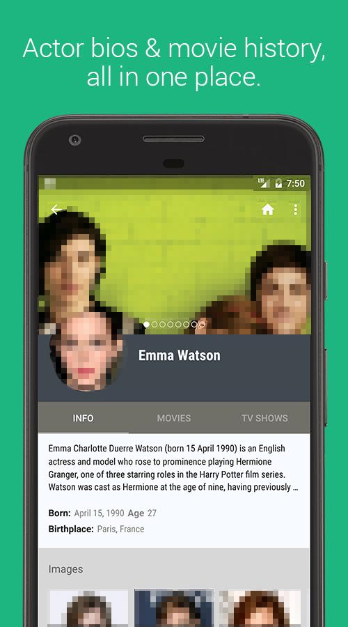 Cinematics: The Movie Guide Screenshot 5