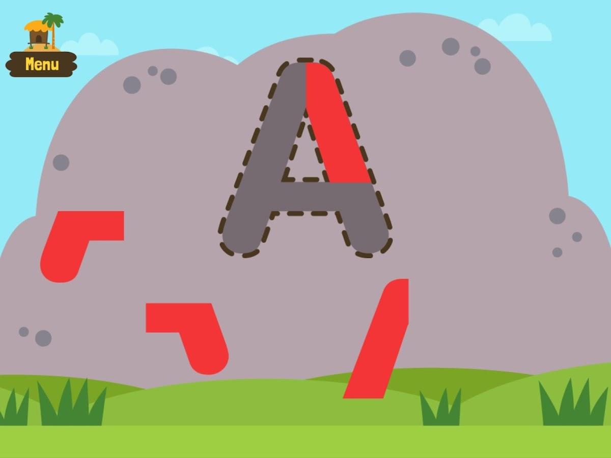 Belajar Huruf Untuk Anak Android Apps On Google Play