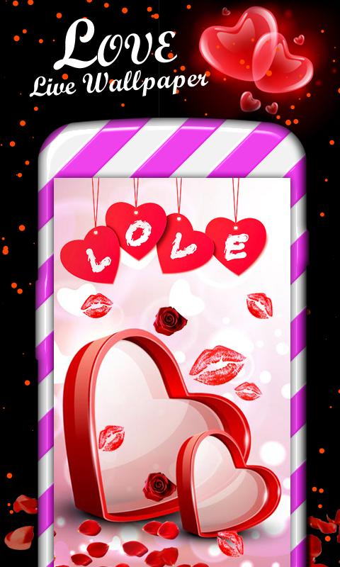 Download Love Live Wallpaper New Apk