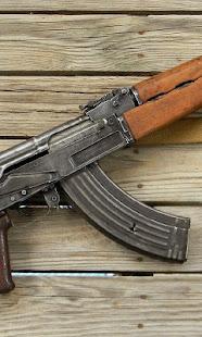 Wallpapers AK 47 Guns