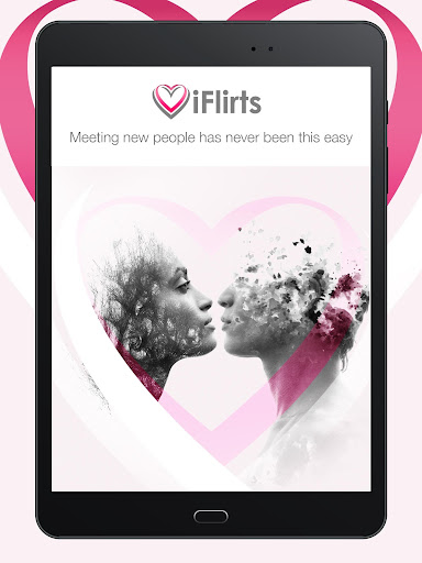 iFlirts u2013 Flirt, Dating & Chatting for Singles 5.2.11 (Quattro) screenshots 6