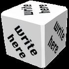 Dados personalizados icon