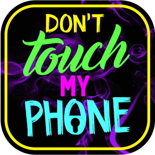 Dont Touch My Phone Lock Screen Quotes Wallpaper