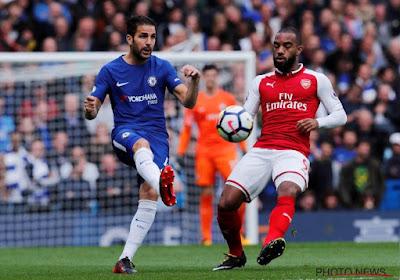 Cesc Fabregas exprime tout le bien qu'il pense d'un médian d'Arsenal