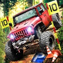 4x4 Dirt Offroad Parking icon