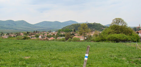 Photo: 0252 Nógrád község a vár körül