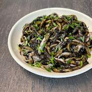 Squid Yaki Udon