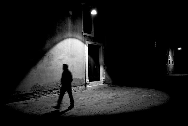 camminando di notte... di margin