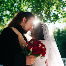Wedding photographer Sergey Ilin (man1k). Photo of 03.06.2017