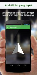Alarm Adzan Sholat dan Kiblat- screenshot thumbnail