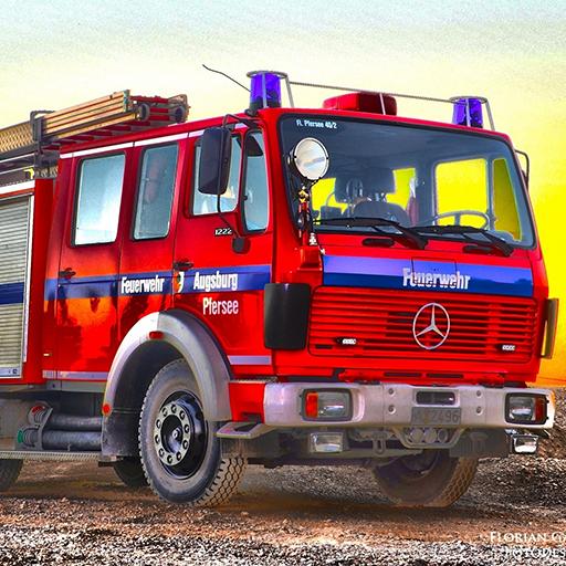 Feuerwehr Pfersee 醫療 App LOGO-APP開箱王