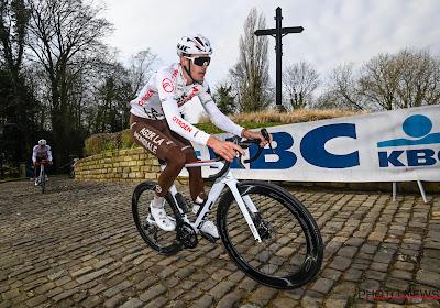 """Lawrence Naesen sleept knap top tien uit de brand en is tweede beste Belg: """"Dit zijn de dagen waar ik van hou"""""""