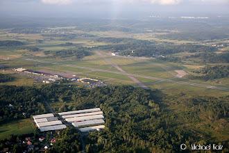 Photo: Göteborg City Airport.