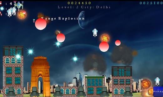 Rocket Attack - náhled