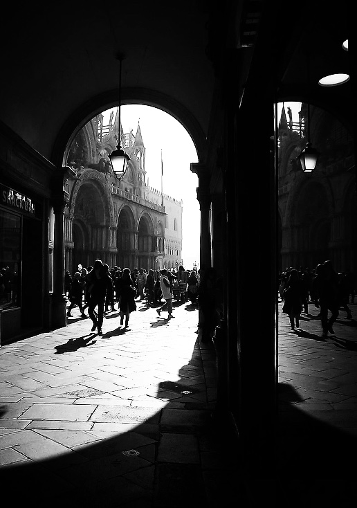 Sunday Morning in Venice di Je78