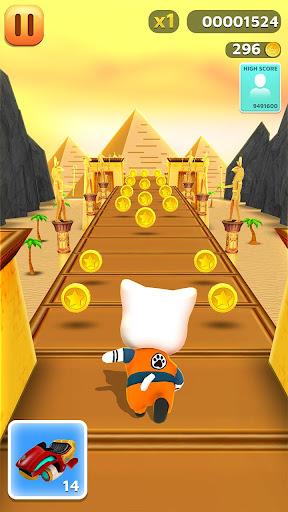 My Kitty Runner - Pet Games screenshots apkshin 5