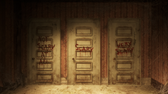 IT: Escape from Pennywise Cardboard 1.2 MOD + APK + DATA Download 2