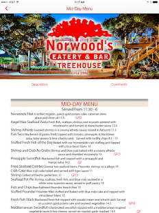 Norwood's- screenshot thumbnail