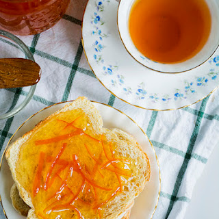 Seville Orange Marmalade.