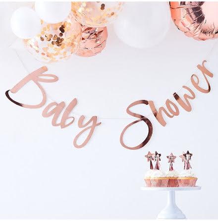 Backdrop Babyshower - Twinkle Twinkle