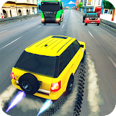 Extreme City Traffic Car Endless Racer Android APK Download Free By Let's Play
