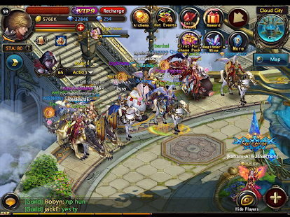 Wartune: Hall of Heroes Screenshot 9