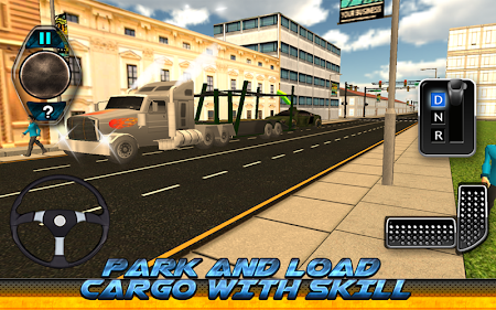 Cargo Transport Truck Driver 1.0 screenshot 64127