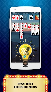 Solitaire Card Game, Classic Spider Solitaire Card