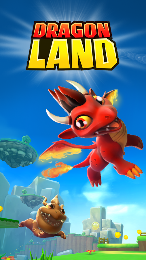Dragon Land- screenshot