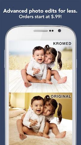 android Krome Studio Screenshot 2