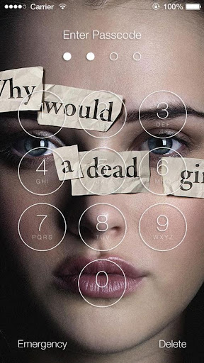 Descargar 13 Reasons Why Hd Wallpaper Lock Screen Google
