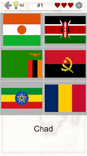 African Countries - Flags and Maps of Africa Quiz- screenshot thumbnail