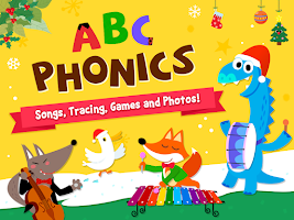 Screenshot of ABC Phonics