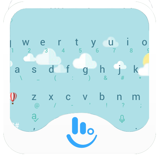 ea8fd568fb7 TouchPal Weather Cloudy Theme - Google Playstore Revenue & Download ...