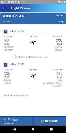 VayuSewa - Cheapest flight tickets. screenshot 5