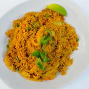 Shrimp & Vegetable Fried Rice