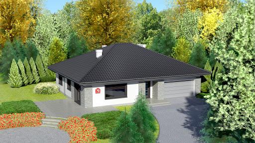 projekt Dom przy Słonecznej 7 bis
