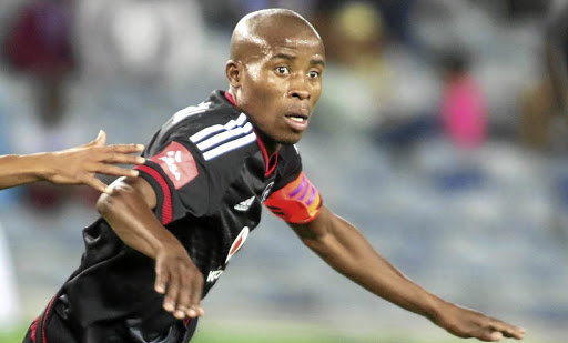My aim was to retire at Orlando Pirates: Thabo Matlaba