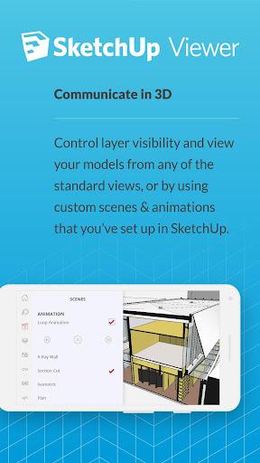 SketchUp Viewer 5.0 screenshots 2