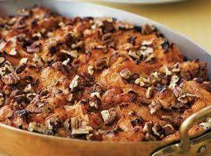Sweet Potato Casserole With Prosciutto Recipe
