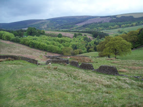 Photo: Mid-Shires Way near Errwood and Fernilee Reservoirs