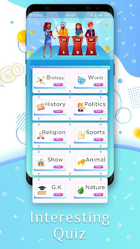 Free cash Games & Quiz-Win Real money & rewards  screenshots 3
